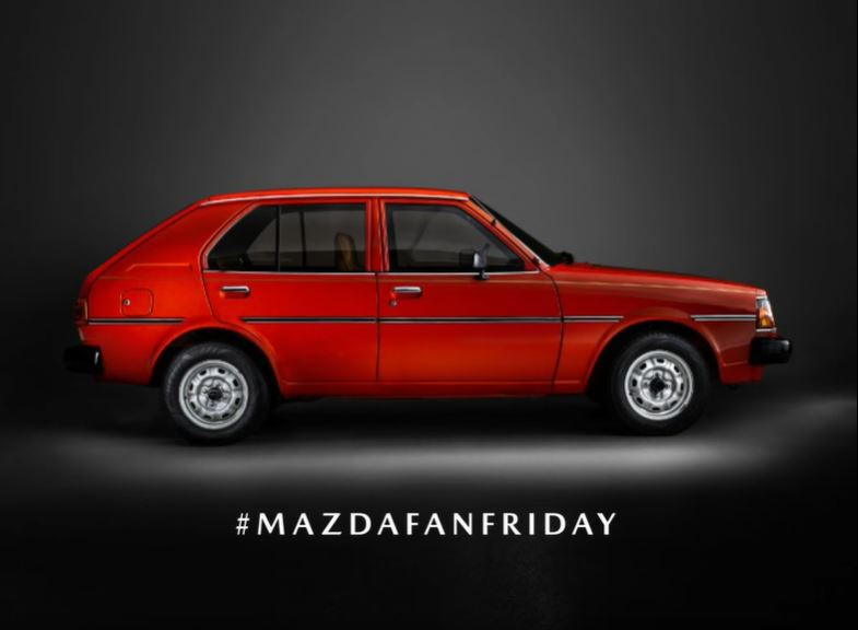 Mazda Fan Friday for 100 Years