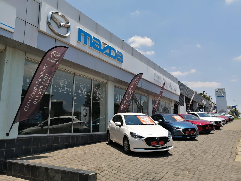 CMH Mazda Randburg Dealership